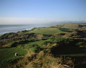 Bandon Dunes Golf Course by Stephen Szurlej