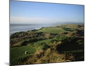 Bandon Dunes Golf Course by Stephen Szurlej