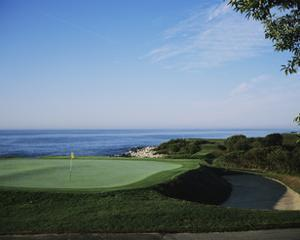Fishers Island Club, by the sound by Stephen Szurlej