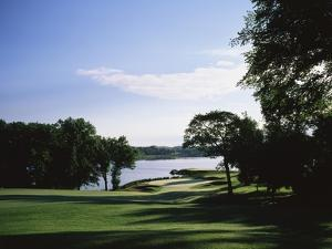 Hazeltine National Golf Club, Hole 10 and 16 by Stephen Szurlej