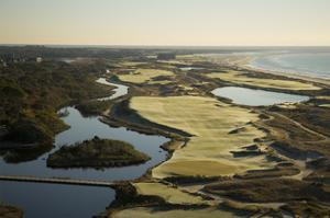 Kiawah Island Resort, Ocean Course by Stephen Szurlej
