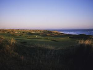 Kingsbarns Golf Links, Hole 7 by Stephen Szurlej