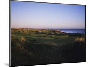 Kingsbarns Golf Links, Hole 7 by Stephen Szurlej