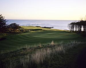 Kingsbarns Golf Links by Stephen Szurlej