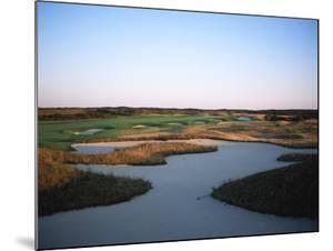 Nantucket Golf Club, Hole 15 by Stephen Szurlej