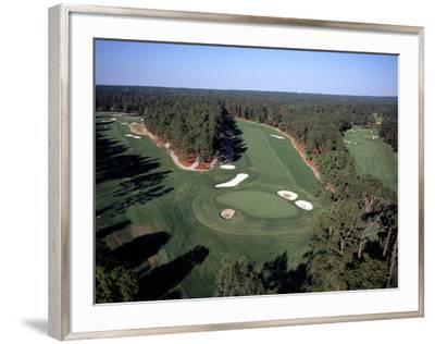 Pinehurst Golf Course No. 2, aerial