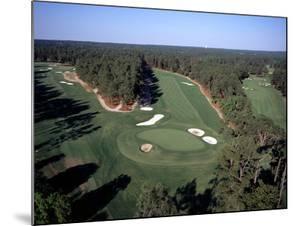 Pinehurst Golf Course No. 2, aerial by Stephen Szurlej