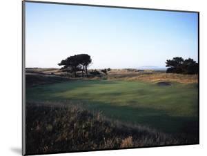Portmarnock Golf Club Red Course, Hole 4 by Stephen Szurlej