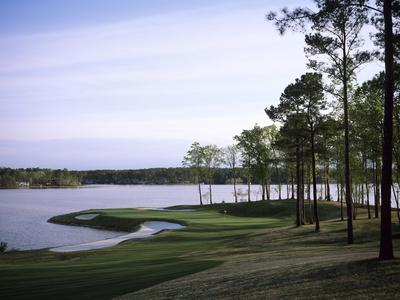 Reynolds Plantation Great Waters Golf Course, Hole 11