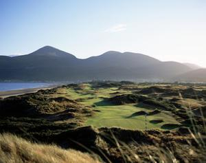 Royal County Down Golf Club, Hole 3 by Stephen Szurlej