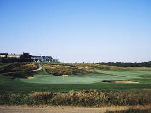 Shinnecock Hills Golf Club, Hole 18 by Stephen Szurlej