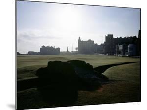 St. Andrews Golf Club Old Course, Swilcan Bridge by Stephen Szurlej