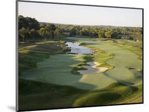 Valhalla Golf Course, Hole 18 by Stephen Szurlej