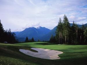 Westwood Plateau Golf by Stephen Szurlej