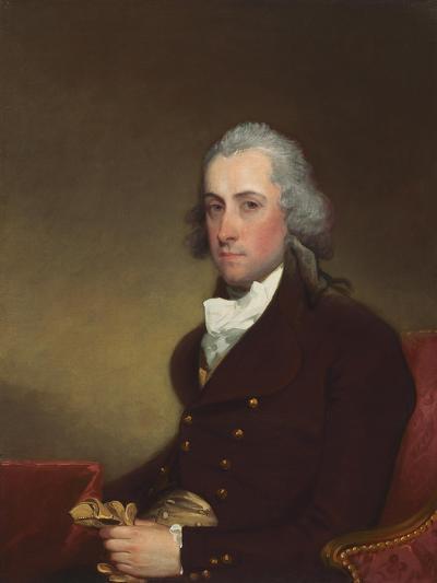 Stephen Van Rensselaer III, 1793-5-Gilbert Stuart-Giclee Print