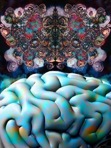 Subconsciousness, Conceptual Image by Stephen Wood