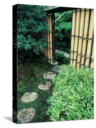 Stepping Stones, Shinshin-An, Kyoto, Japan