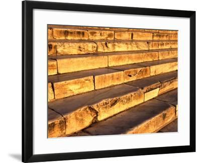 Steps That Lead to the Parthenon at the Acropolis, Athens, Attica, Greece-Setchfield Neil-Framed Photographic Print