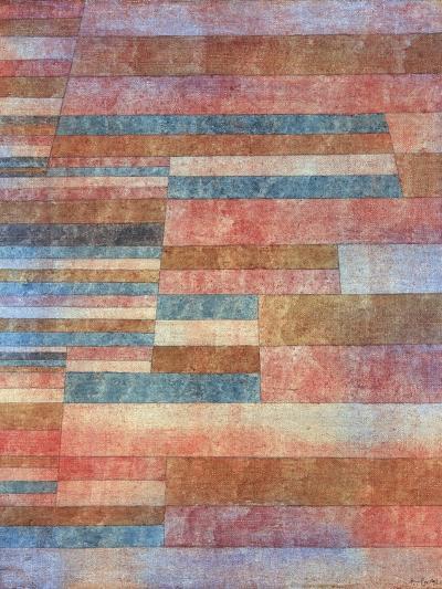 Steps-Paul Klee-Giclee Print