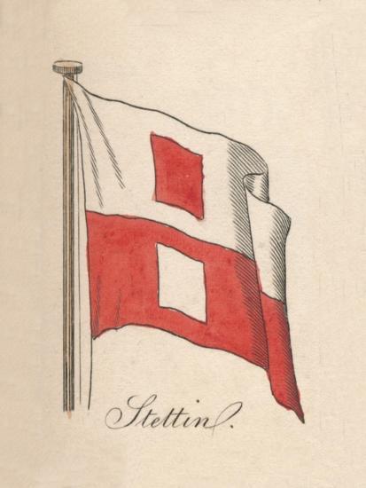 'Stettin', 1838-Unknown-Giclee Print