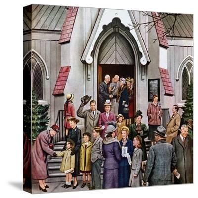 """""""After Church,"""" April 16, 1949"""