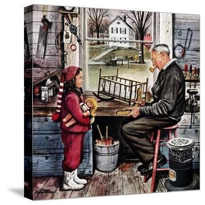 """Grandpa's Workshop,"" November 12, 1949"