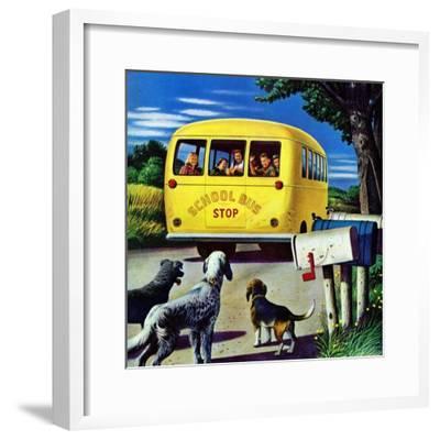 """School Bus,"" September 2, 1944"