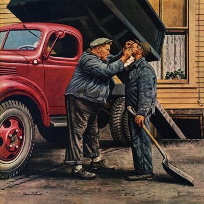 """Speck of Coal,"" October 18, 1947"