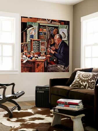 Beautiful Hunting Fishing wall murals artwork for sale Posters