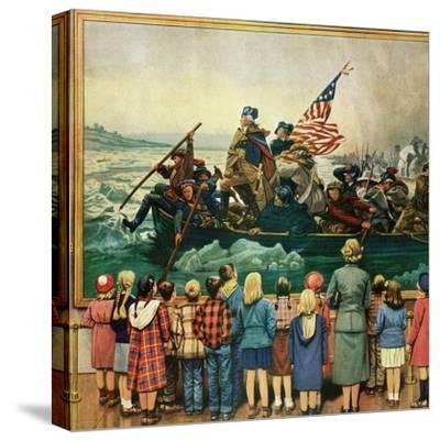 """Washington Crossing the Delaware"", February 24, 1951"