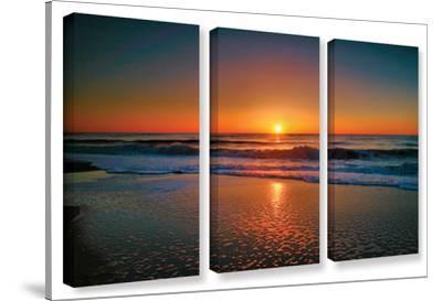 Morning Has Broken Ii, 3 Piece Gallery-Wrapped Canvas Set