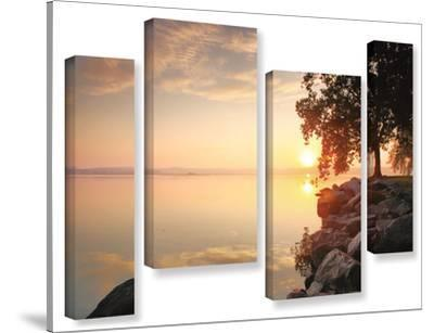 Renewal, 4 Piece Gallery-Wrapped Canvas Staggered Set