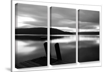 Still Waters, 3 Piece Gallery-Wrapped Canvas Set