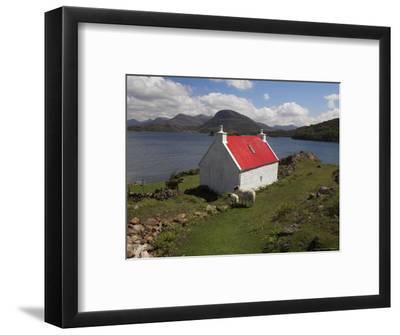 View Over Loch Torridon, Highlands, Scotland, United Kingdom