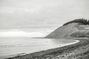 Beach, Ebeys Landing Whidbey Island by Steve Bisig