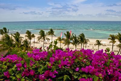 Ocean View, Playa Del Carmen, Quintana Roo by Steve Bly