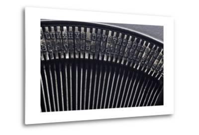 Old Typewriter Type