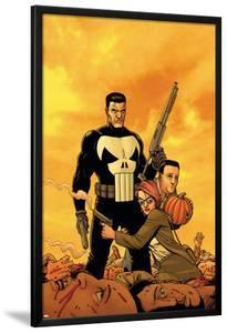 Punisher: War Zone No.6 Cover: Punisher by Steve Dillon