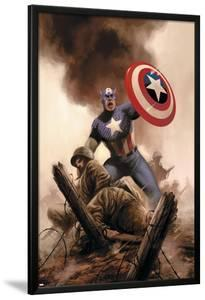 Captain America Theater Of War: America The Beautiful No.1 Cover: Captain America by Steve Epting