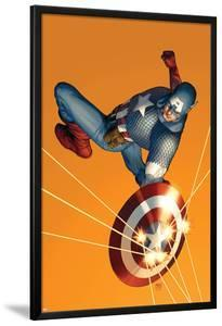 The Marvels Project No.6 Cover: Captain America by Steve Epting