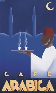 Café Arabica by Steve Forney