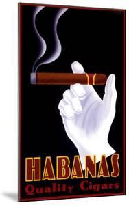 Habanas Quality Cigars by Steve Forney