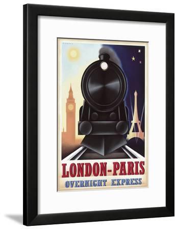 London-Paris Overnight Express