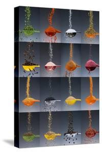 1 tablespoon flavor collage by Steve Gadomski