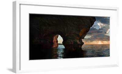 Apostle Islands Sea Cave