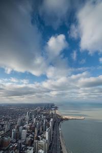 Chicago Aloft by Steve Gadomski