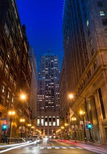 Chicago Board of Trade by Steve Gadomski