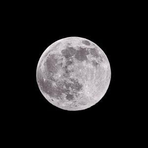 Earths Moon by Steve Gadomski