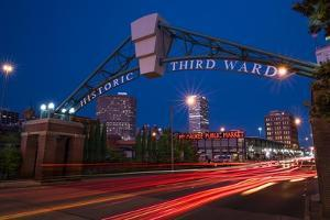Historic Third Ward Milwaukee by Steve Gadomski
