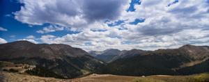 Independence Pass Colorado by Steve Gadomski